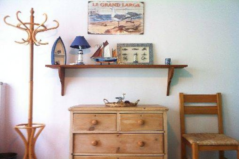Location de vacances - Studio à Grandcamp-Maisy