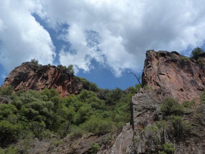 Location de vacances - Appartement à Fréjus - Gorges du Blavet à 14 km