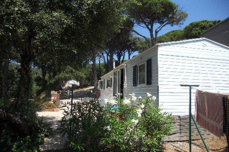 Location de vacances - Bungalow - Mobilhome à Sainte-Maxime