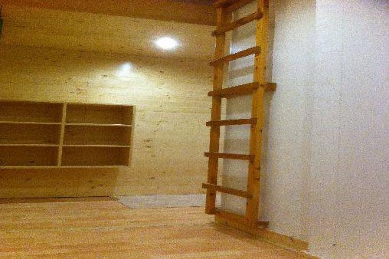 Location de vacances - Appartement à Morzine - Entrée
