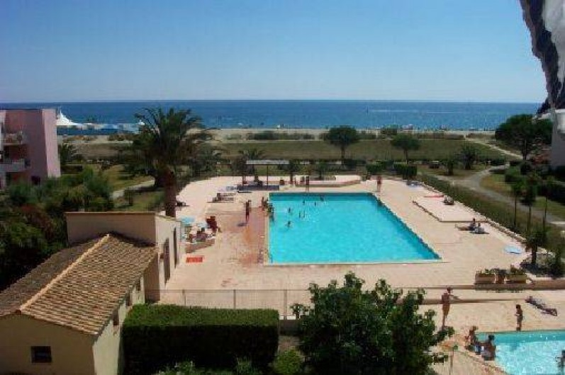 Location de vacances - Studio à Saint-Cyprien