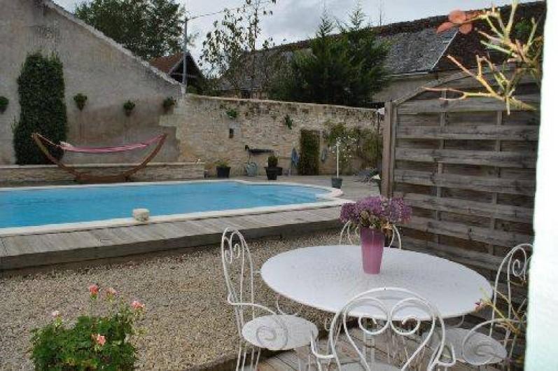 Location de vacances - Gîte à La Chapelle-aux-Naux