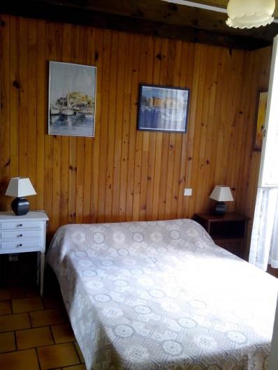 Location de vacances - Villa à Seignosse - chambre est