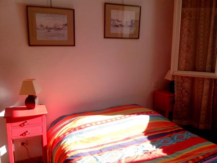 Location de vacances - Villa à Seignosse - chambre adulte sud