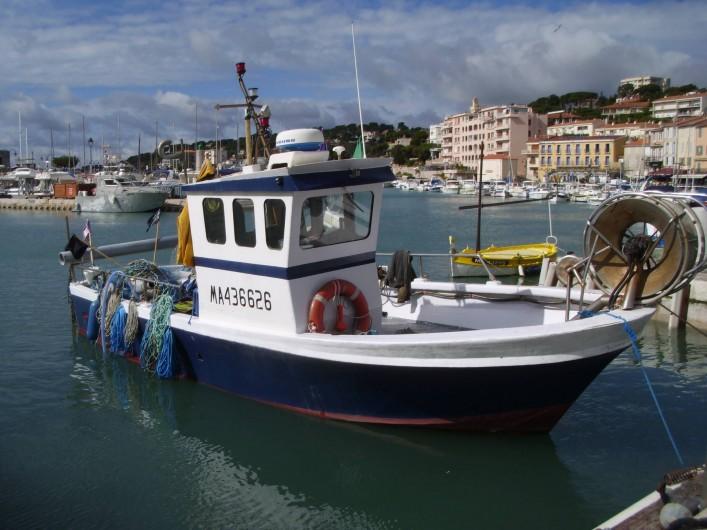 Location de vacances - Appartement à Cassis - le port de Cassis