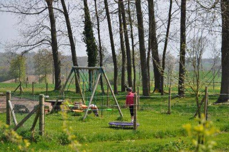 Location de vacances - Gîte à Saint-Crespin