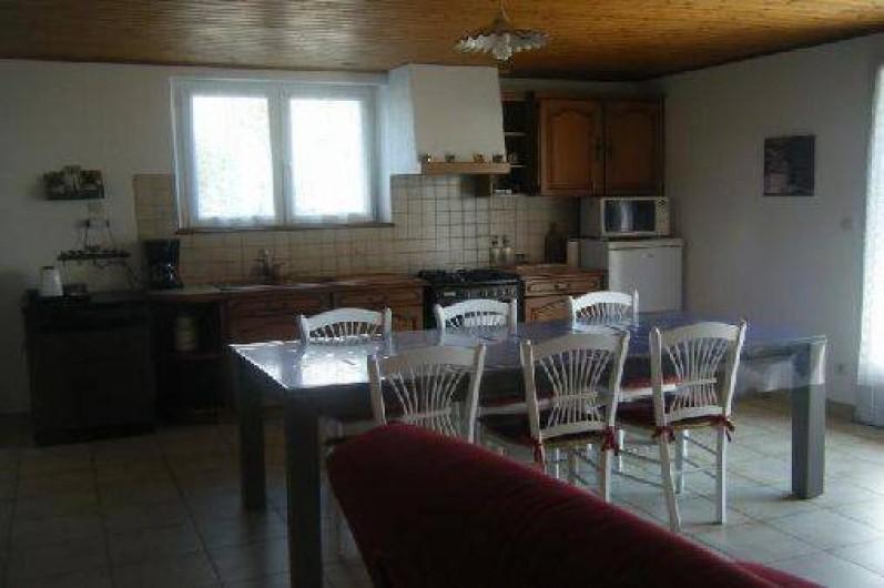 Location de vacances - Maison - Villa à Beauvoir-sur-Mer