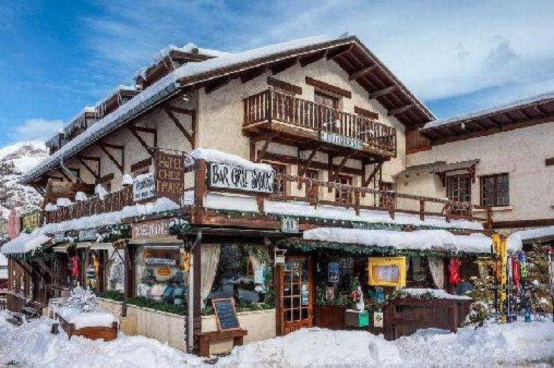 location appartement ski alpes haute provence