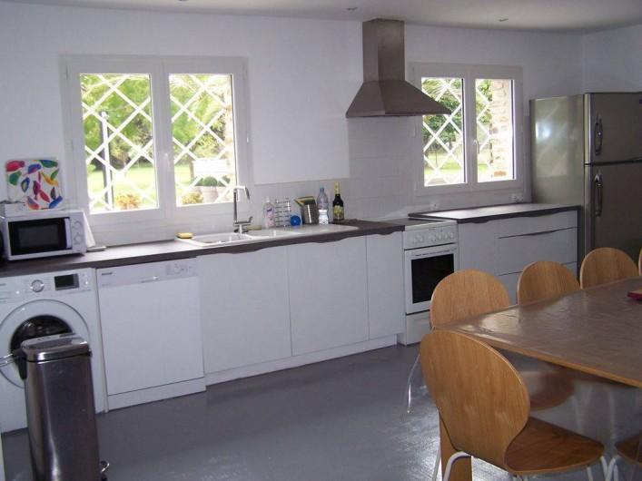 Location de vacances - Mas à Elne - cuisine