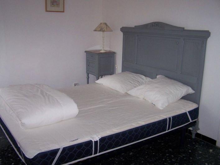 Location de vacances - Mas à Elne - chambre 2: lit