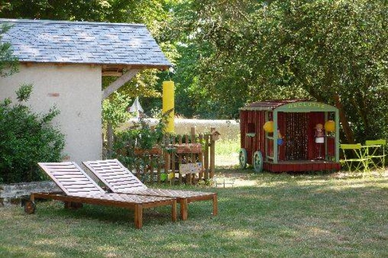 Location de vacances - Gîte à Rochecorbon