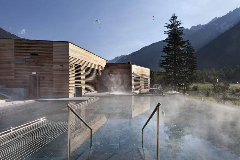 Location de vacances - Appartement à Chamonix-Mont-Blanc - Chamonix les thermes