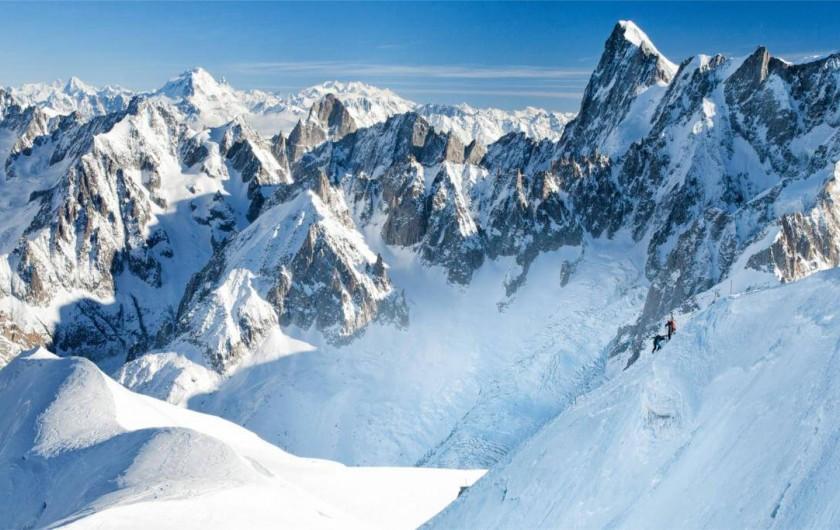 Location de vacances - Appartement à Chamonix-Mont-Blanc - Chamonix