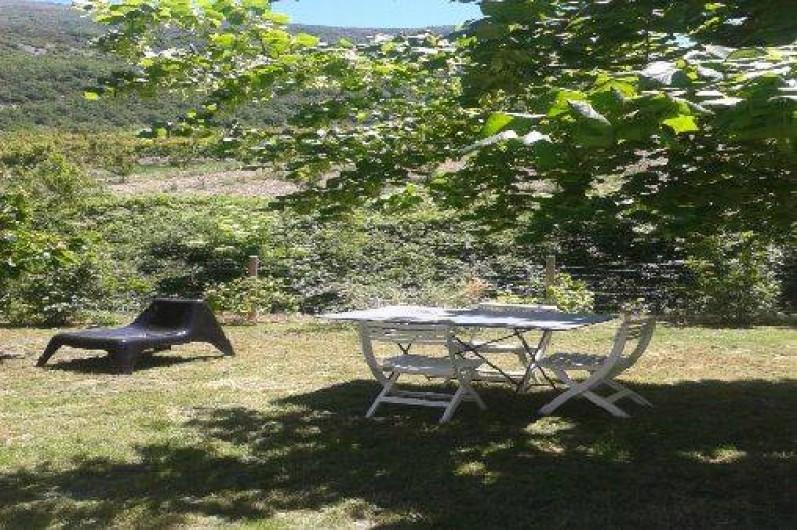 Location de vacances - Maison - Villa à Chaudebonne