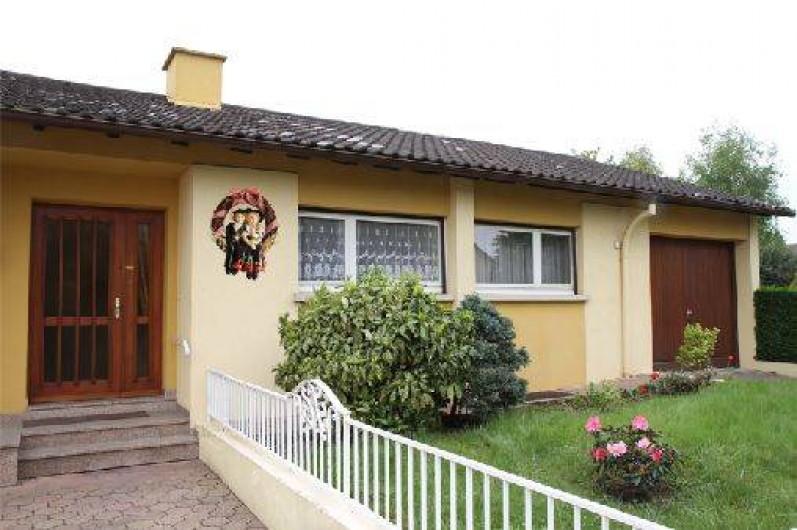 Location de vacances - Villa à Wolfisheim