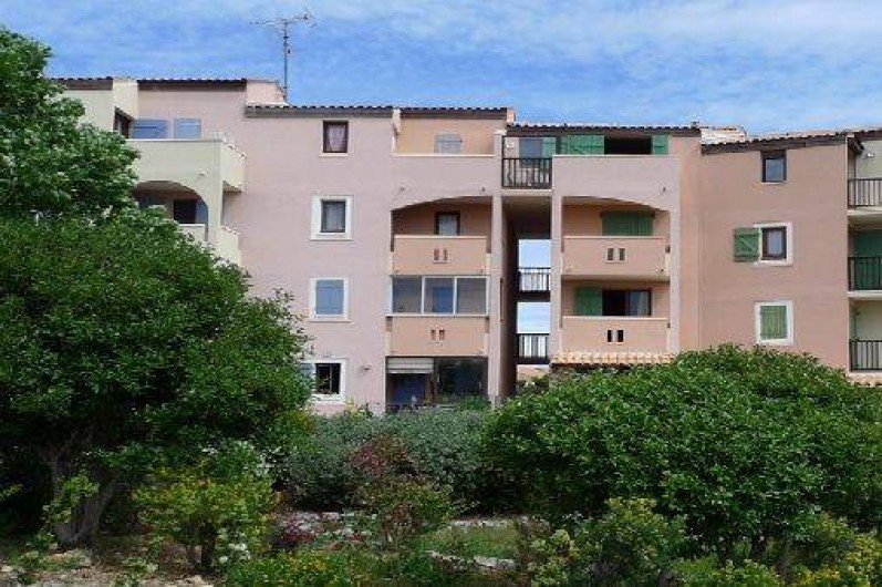 Location de vacances - Appartement à Saint-Pierre la Mer