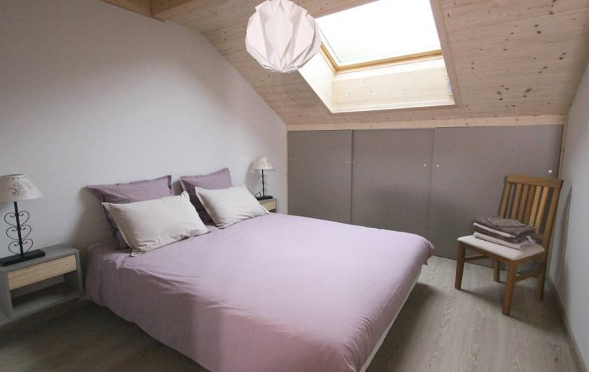 Location de vacances - Gîte à Annecy - Chambre 1