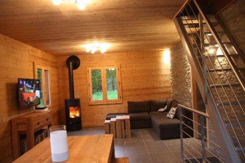 Location de vacances - Chalet à Arâches-la-Frasse