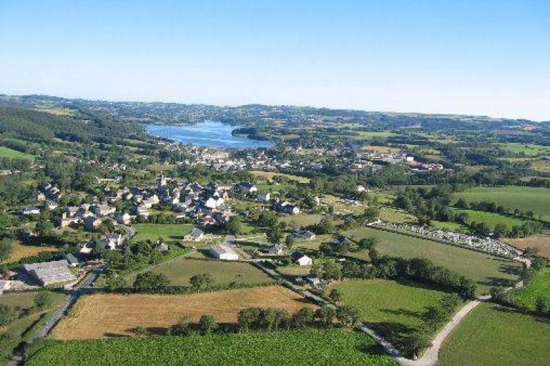 Location de vacances - Appartement à Villefranche-de-Panat