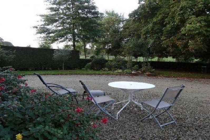 Location de vacances - Gîte à Mandeville-en-Bessin