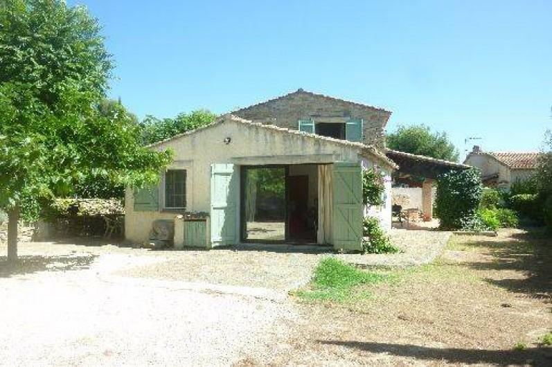 Location de vacances - Mas à La Cadière-d'Azur