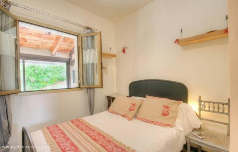 Location de vacances - Villa à Sollacaro - Chambre 1