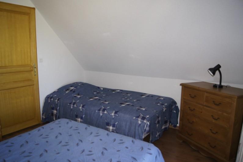 Location de vacances - Appartement à Loudenvielle - Chambre 3