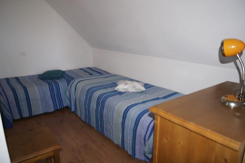 Location de vacances - Appartement à Loudenvielle - Coin montagne (chambre 4)