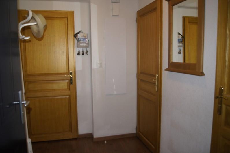 Location de vacances - Appartement à Loudenvielle - Entrée
