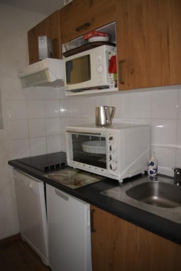 Location de vacances - Appartement à Loudenvielle - Coin cuisine