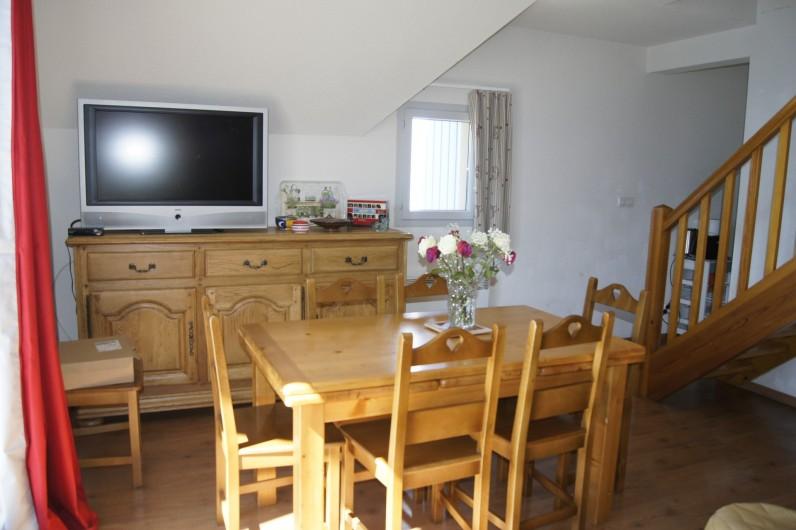 Location de vacances - Appartement à Loudenvielle - Coin salle à manger