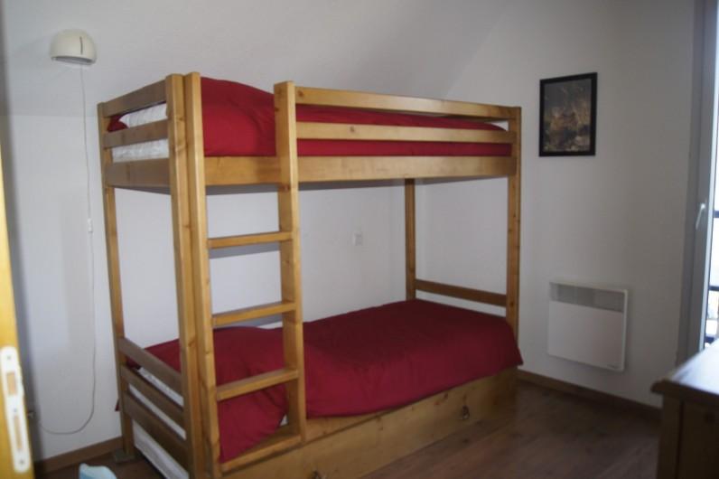 Location de vacances - Appartement à Loudenvielle - Chambre 2