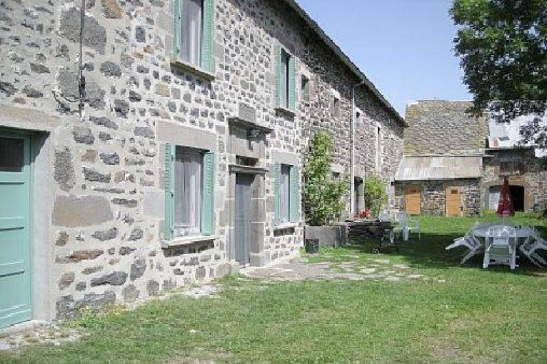 Location de vacances - Gîte à Paulhac