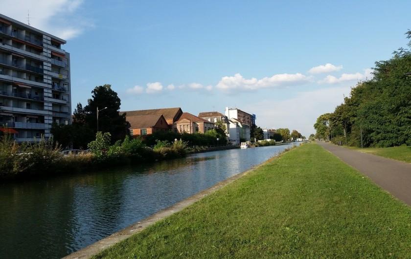 Location de vacances - Studio à Mulhouse
