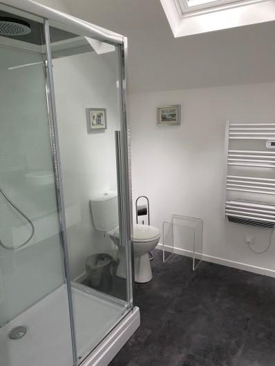 Location de vacances - Gîte à Mazamet - Salle de bains