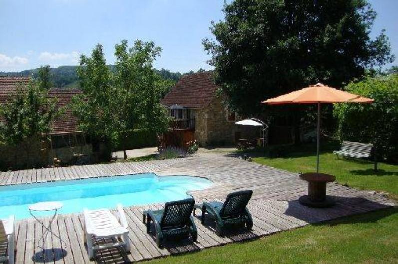 Location de vacances - Gîte à Les Quatre-Routes-du-Lot
