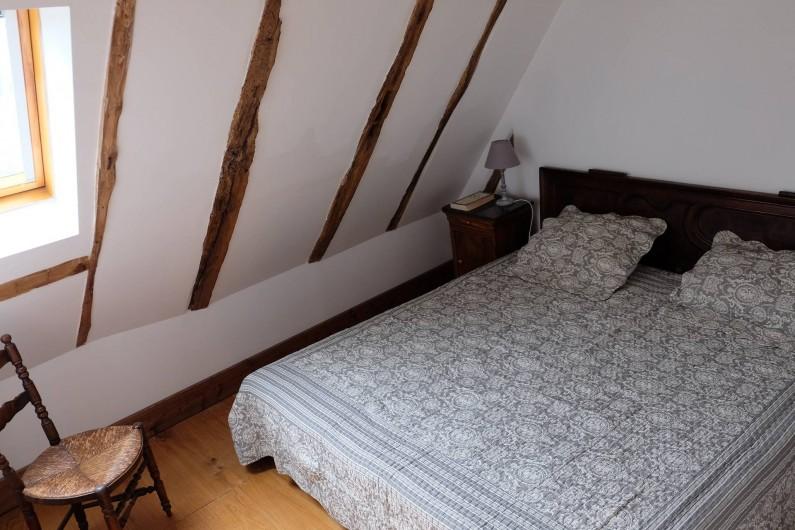 Location de vacances - Gîte à Cénac-et-Saint-Julien - Chambre Jardins d'Eyrignac du gîte Jardins du Périgord