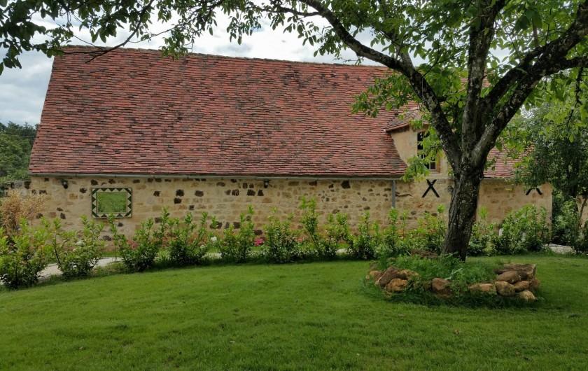 Location de vacances - Gîte à Cénac-et-Saint-Julien - Gîte Jardins du Périgord