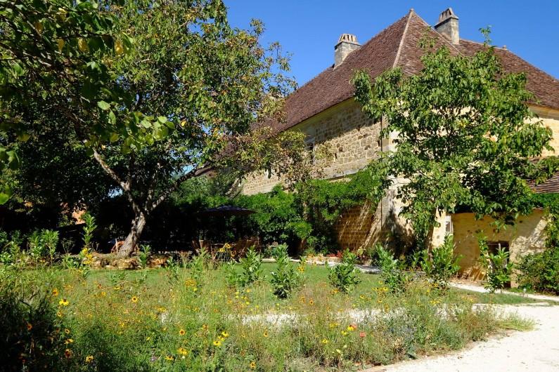 Location de vacances - Gîte à Cénac-et-Saint-Julien - Jardin