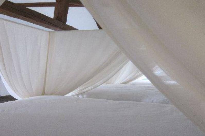 Location de vacances - Chambre d'hôtes à Beaune - Détail de la chambre familiale