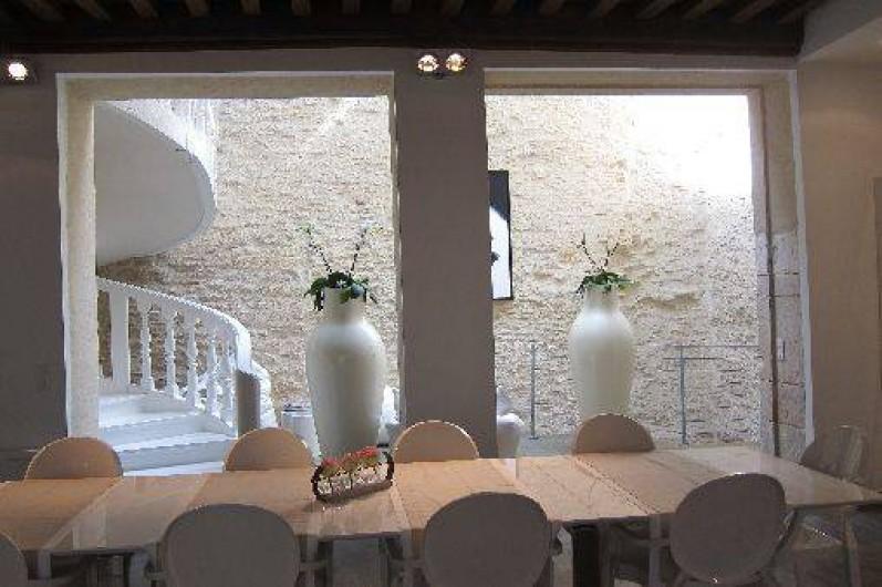 Location de vacances - Chambre d'hôtes à Beaune - Pièce de vie