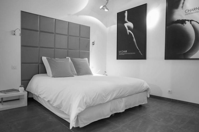 Location de vacances - Chambre d'hôtes à Beaune - La chambre Charme
