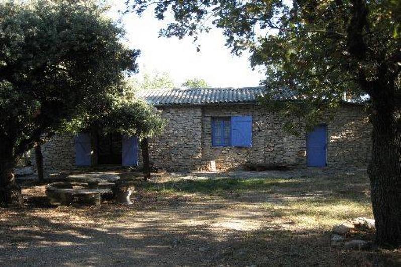 Location de vacances - Villa à Saignon - la  maison