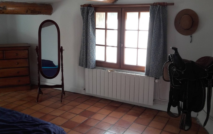 Location de vacances - Villa à Saignon - chambre 1