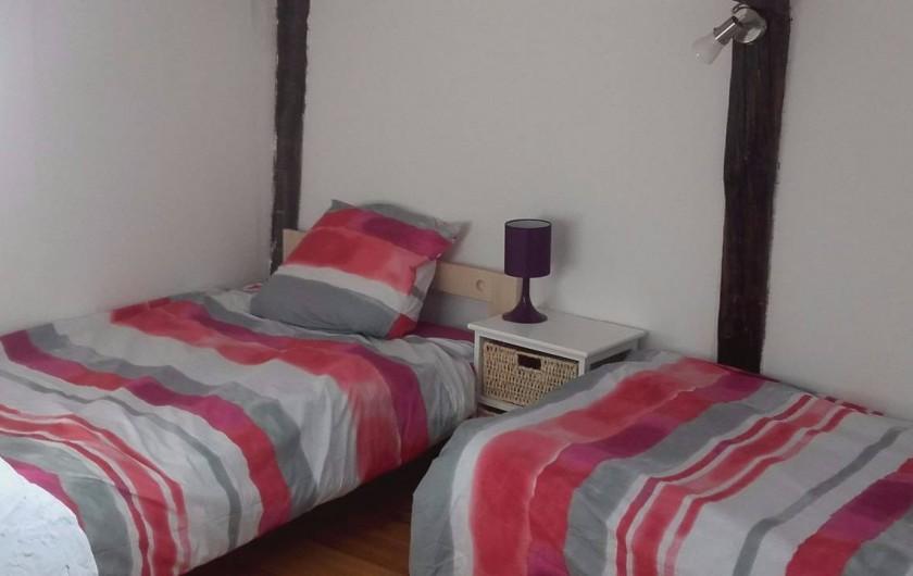 Location de vacances - Villa à Saignon - chambre 2