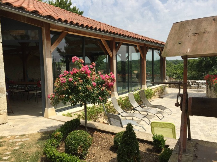 Location de vacances - Maison - Villa à Chauvigny