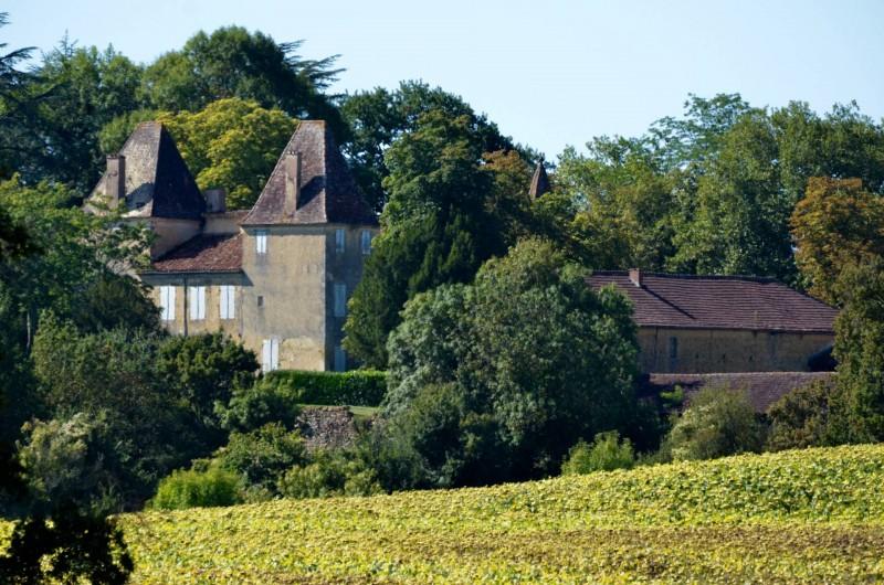 Location de vacances - Gîte à Dému - Château de d'Artagnan, Lupiac