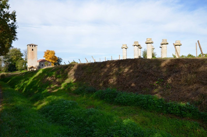 Location de vacances - Gîte à Dému - Tour de Lamothe, Cazeneuve