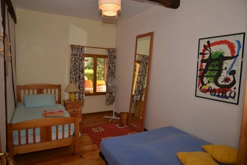 Location de vacances - Gîte à Dému - Chambre Miro
