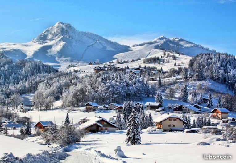 Location de vacances - Chalet à Bellevaux - Station d'Hirmentaz  Ski de piste et nordic